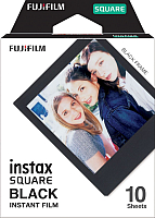 Фотопленка Fujifilm Instax Square Black Frame (10шт) -