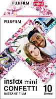 Фотопленка Fujifilm Instax Mini Confetti (10шт) -