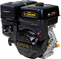 Двигатель бензиновый Dinking DK270F (S shaft) -