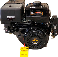 Двигатель бензиновый Dinking DK390F (S shaft) -