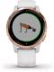 Умные часы Garmin Vivoactive 4s / 010-02172-23 (белый/розовое золото) -