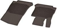 Комплект ковриков для авто Mercedes-Benz A25368037038U51 (2шт, передние) -