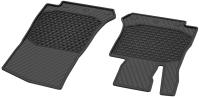 Комплект ковриков для авто Mercedes-Benz A25368037039G33 (2шт, передние) -