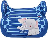 Бустер Lorelli Topo Comfort Blue Elephant / 10070990008 -