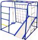 Детский спортивный комплекс Формула здоровья Start Baby 1 Плюс (синий/радуга) -
