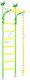 Детский спортивный комплекс Romana R5 01.20.7.06.490.03.00-24 (зеленое яблоко) -