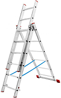 Лестница секционная Новая Высота NV 1230 / 1230307 -
