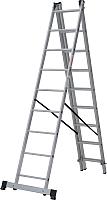 Лестница секционная Новая Высота NV 1230 / 1230309 -