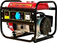 Бензиновый генератор Калибр БЭГ-1200 (61051) -