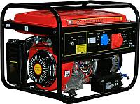 Бензиновый генератор Калибр БЭГ-6500А (65277) -