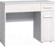Туалетный столик с зеркалом Глазов Bauhaus 13 (бодега светлый) -