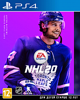 Игра для игровой консоли Sony PlayStation 4 NHL 20 (русские субтитры) -