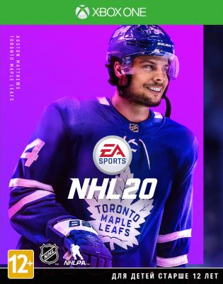 Игра для игровой консоли Microsoft Xbox One NHL 20