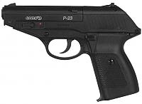 Пистолет пневматический Gamo P-23 / 6111340 (для свинцовых пулек) -