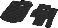 Комплект ковриков для авто Mercedes-Benz A16768089049G32 (2шт, передние) -
