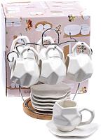 Набор для чая/кофе Белбогемия Эстет 25560051 / 88765 -