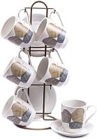 Набор для чая/кофе Белбогемия LF13389 / 87349 -