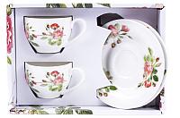 Набор для чая/кофе Белбогемия Royal rose RN10071-JX021 / 84468 -