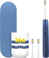 Ультразвуковая зубная щетка Xiaomi Soocas X5 (синий) -