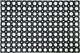 Коврик грязезащитный Pobji Emporium Rubber Hollowmat 16MM (0.5x0.8) -