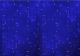 Световой занавес Neon-Night Дождь 235-113 (2x1.5м, синий) -