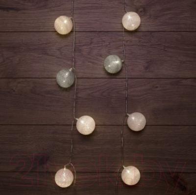 Тайские фонарики Neon-Night Вельвет 303-087