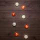 Тайские фонарики Neon-Night Магия 303-088 (3.5м, теплый белый) -
