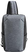 Рюкзак Kingsons KS3202W (темно-серый) -