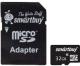 Карта памяти SmartBuy MicroSDHC Class 10 32GB (SB32GBSDCL10-01) -