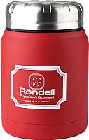 Термос для еды Rondell Picnic RDS-941 (красный) -