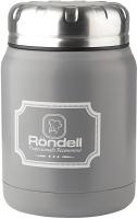 Термос для еды Rondell Picnic RDS-943 (серый) -