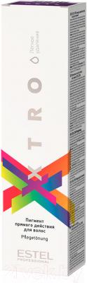 Крем-краска для волос Estel Xtro White пигмент прямого действия фиолетовый (100мл)