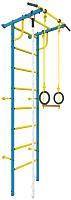 Детский спортивный комплекс Rokids Роки-1 (синий) -