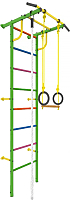 Детский спортивный комплекс Rokids Роки-1ц (зеленый) -