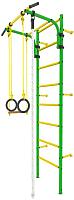 Детский спортивный комплекс Rokids Атлет-1 (зеленый) -
