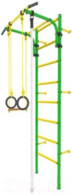 Детский спортивный комплекс Rokids Атлет-1 (зеленый)