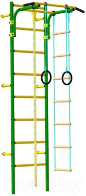 Детский спортивный комплекс Rokids Атлет-2 (зеленый)