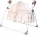 Качели для новорожденных Carrello Dolce CRL-7501 (Canary Yellow) -