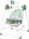Качели для новорожденных Carrello Grazia CRL-7502 (jade green) -