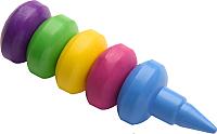 Восковые мелки Happy Baby 36028 (5 цветов) -