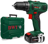 Аккумуляторный шуруповерт DWT ABS-12 L-2 BMC (7640159747598) -