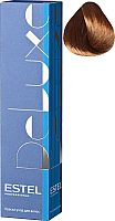 Крем-краска для волос Estel De Luxe 6/75 (темно-русый коричнево-красный) -