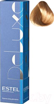 Крем-краска для волос Estel De Luxe 8/76 (светло-русый коричнево-фиолетовый)