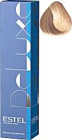 Крем-краска для волос Estel De Luxe 9/61 (блондин фиолетово-пепельный) -