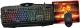 Клавиатура+мышь Qumo Wartime K51/M67 -