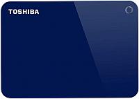 Внешний жесткий диск Toshiba Canvio Advance 4TB (HDTC940EL3CA) (синий) -