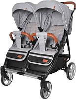 Детская прогулочная коляска Carrello Connect / CRL-5502 (Rock Gray) -