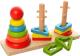 Развивающая игрушка Ausini Пирамидка / VT19-20296 -