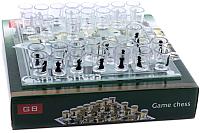 Набор рюмок Белбогемия Шахматы GM12010 / 89082 -