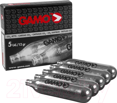 Баллончик CO2 Gamo Cylinders / 6212470